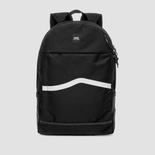 Vans Construct 25L Backpack Black/White