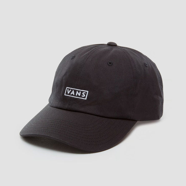 Vans Curved Bill Jockey Cap Black