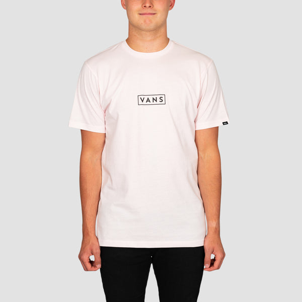 Vans Easy Box Tee Vans Cool Pink/Black
