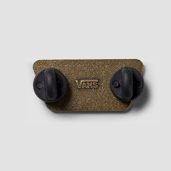 Vans Full Patch Pin Pack Antique Brass - Unisex - Accessories