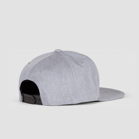 Vans Full Patch Snapback Cap Heather Grey - Kids - Accessories