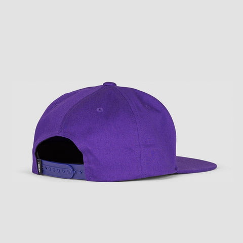 Vans Full Patch Snapback Cap Heliotrope - Accessories