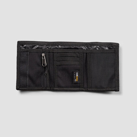 Vans Gaines Wallet Black/White - Accessories