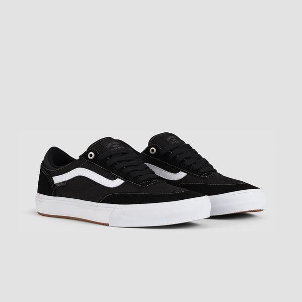 Vans Gilbert Crockett 2 Pro Black/True White - Footwear