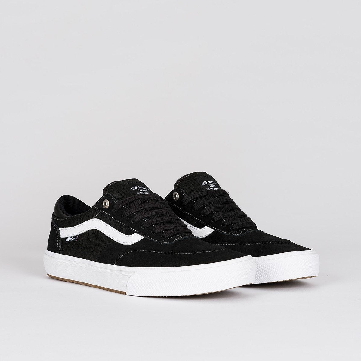 Vans Gilbert Crockett 2 Pro Black/White - Footwear
