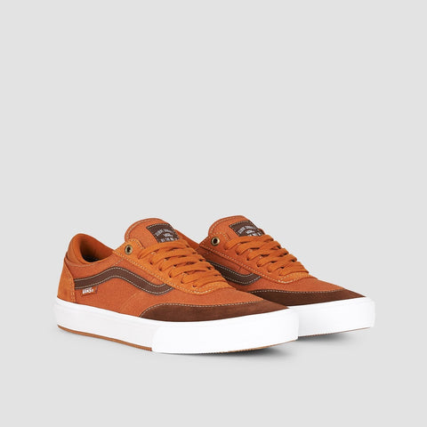 Vans Gilbert Crockett 2 Pro Leather Brown/Potting Soil - Footwear