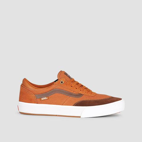 Vans Gilbert Crockett 2 Pro Leather Brown/Potting Soil