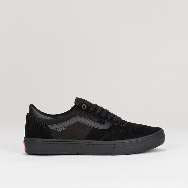 Vans Gilbert Crockett 2 Pro Suede Blackout - Footwear