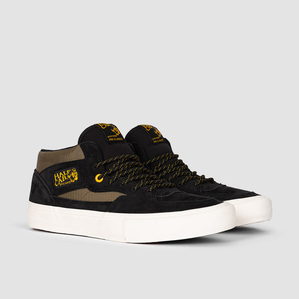 Vans Half Cab Pro Surplus Black/Military