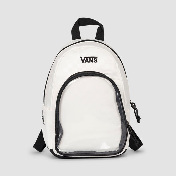Vans Heart Lizzie Armanto Backpack Antique White - Womens
