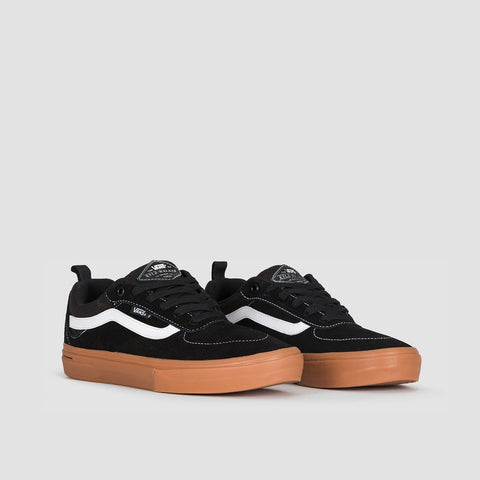 Vans Kyle Walker Pro Black/Gum - Footwear