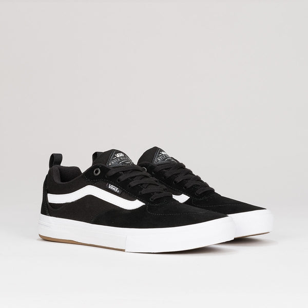 Vans Kyle Walker Pro Black/White - Footwear