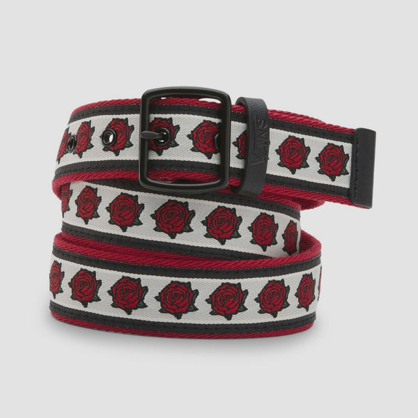 Vans Kyle Walker Web Belt Chili Pepper