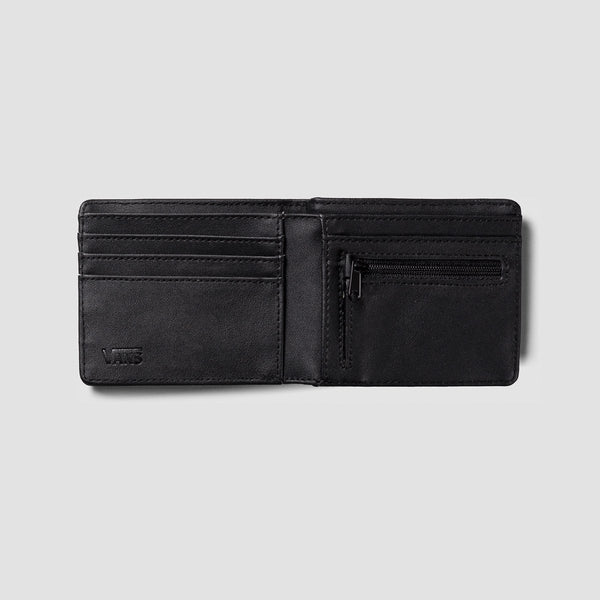 Vans Logo Wallet Black - Accessories