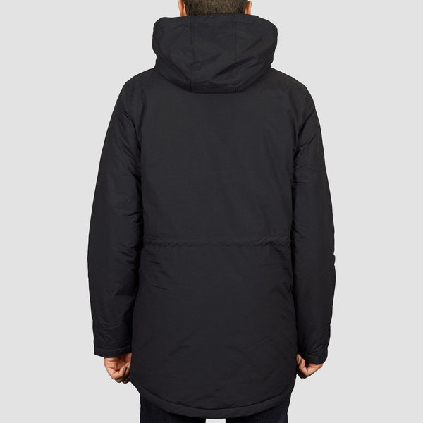 Vans Lomax Deluxe II Jacket Black - Clothing