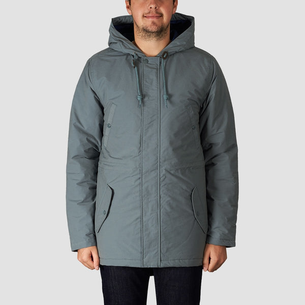 Vans Lomax Deluxe II Jacket Stormy Weather - Clothing