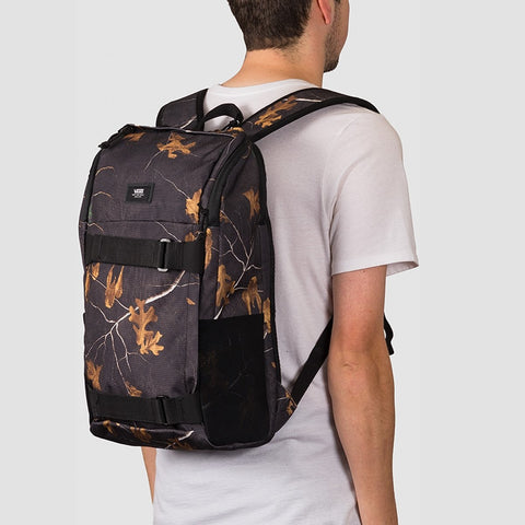 Vans Obstacle Skate Backpack Realtree Xtra - Accessories