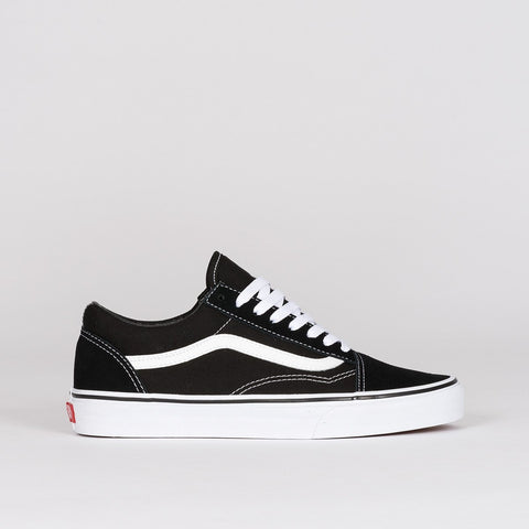Vans Old Skool Black/White - Unisex L