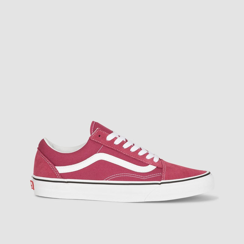 Vans Old Skool Dry Rose/True White - Unisex L - Footwear