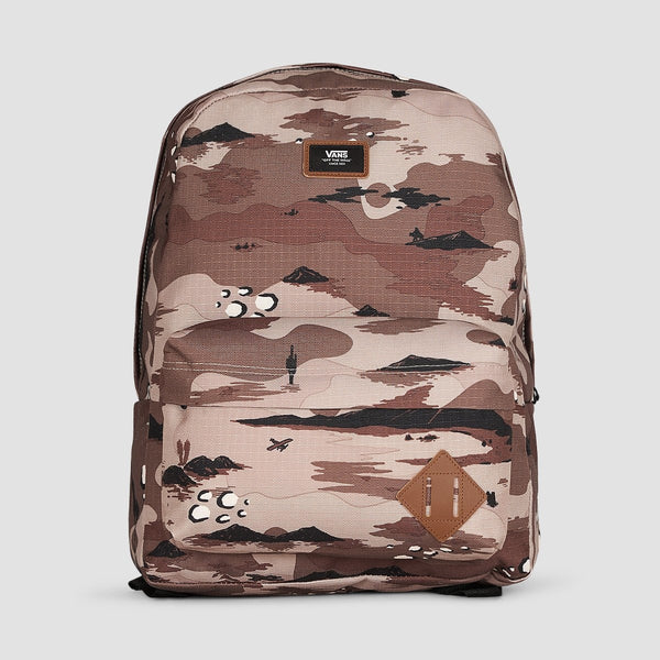 Vans Old Skool II Backpack Storm Camo - Accessories