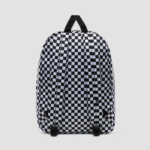 Vans Old Skool III 22L Backpack Black/White Check
