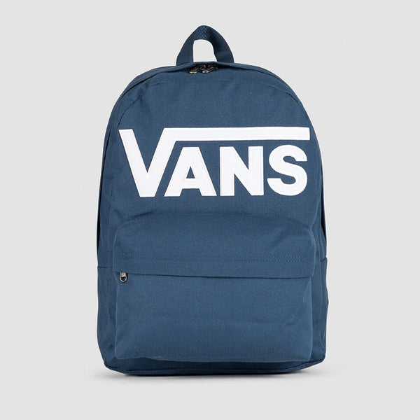 Vans Old Skool III 22L Backpack Dress Blues/White - Accessories