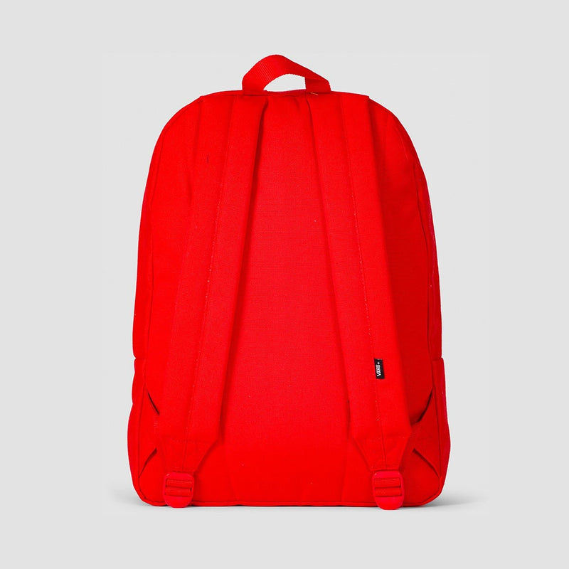 Vans Old Skool III 22L Backpack Racing Red - Accessories