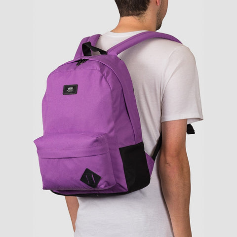 Vans Old Skool III Backpack Dewberry - Accessories