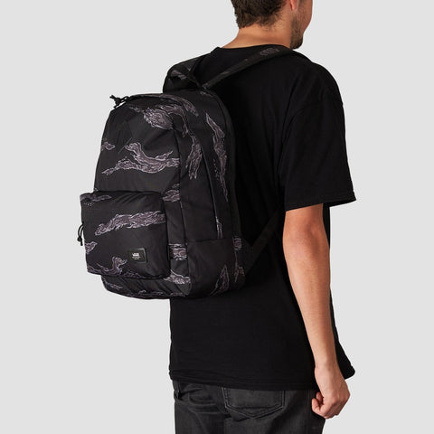 Vans Old Skool Plus Backpack Tiger Camo - Accessories