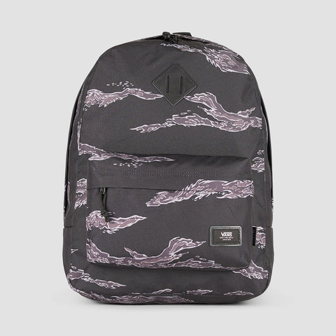 Vans Old Skool Plus Backpack Tiger Camo