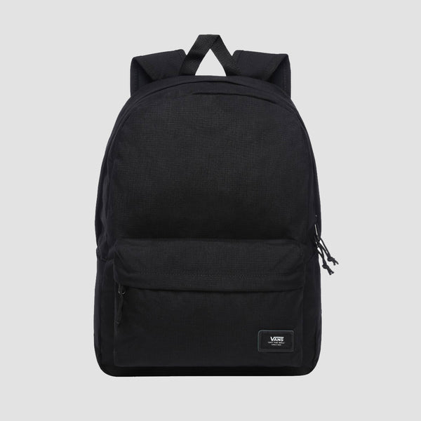 Vans Old Skool Plus II 23L Backpack Black Ripstop