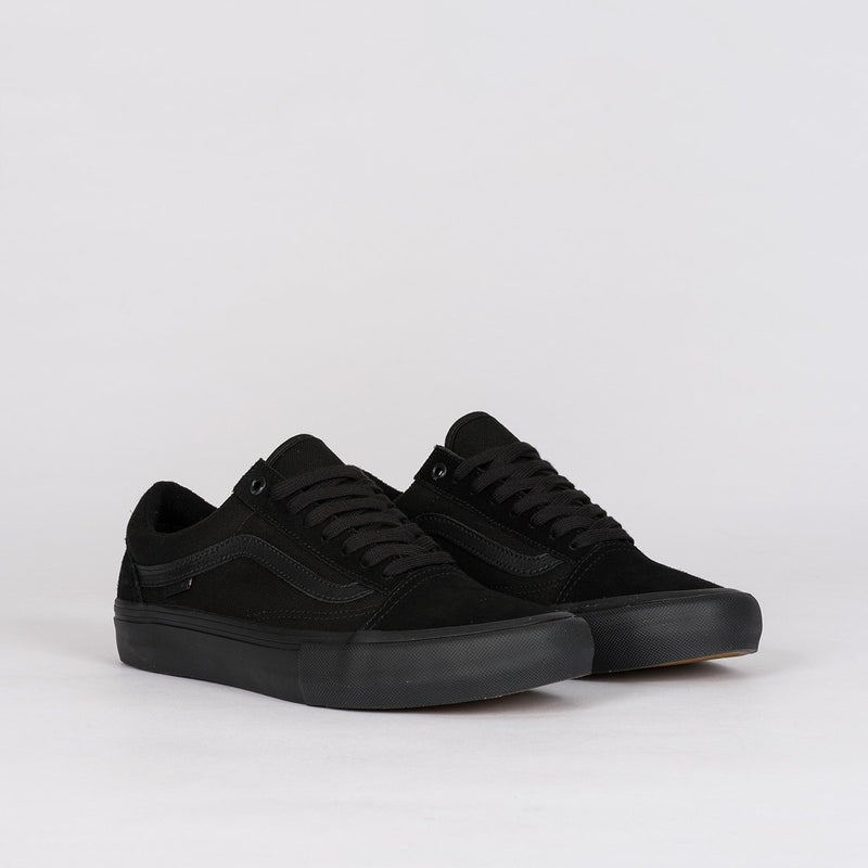 Vans Old Skool Pro Blackout - Footwear