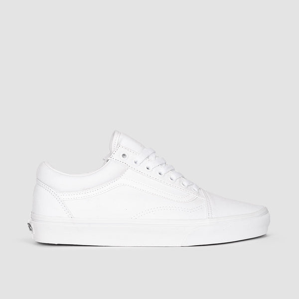 Vans Old Skool True White - Unisex L