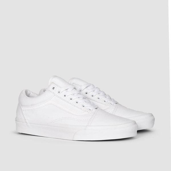 Vans Old Skool True White - Unisex S