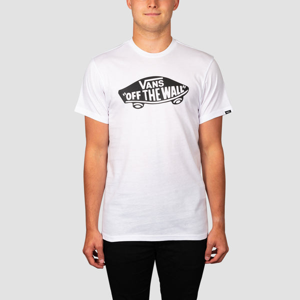 Vans OTW Tee White/Black