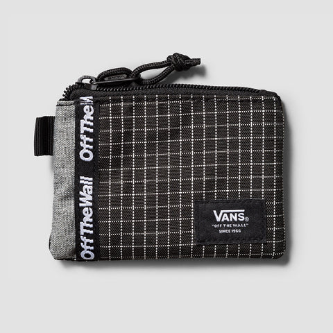Vans Pouch Wallet Black/White