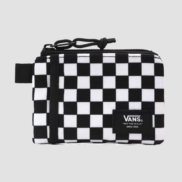 Vans Pouch Wallet Black/White Check