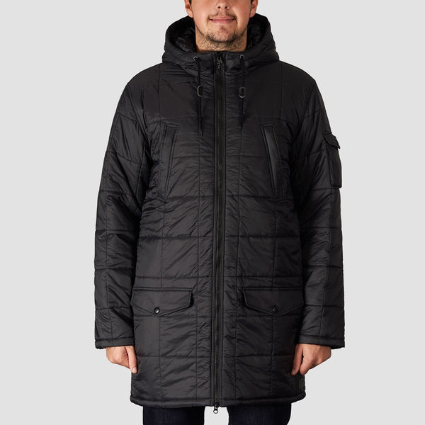 Vans Providence MTE Jacket Black - Clothing