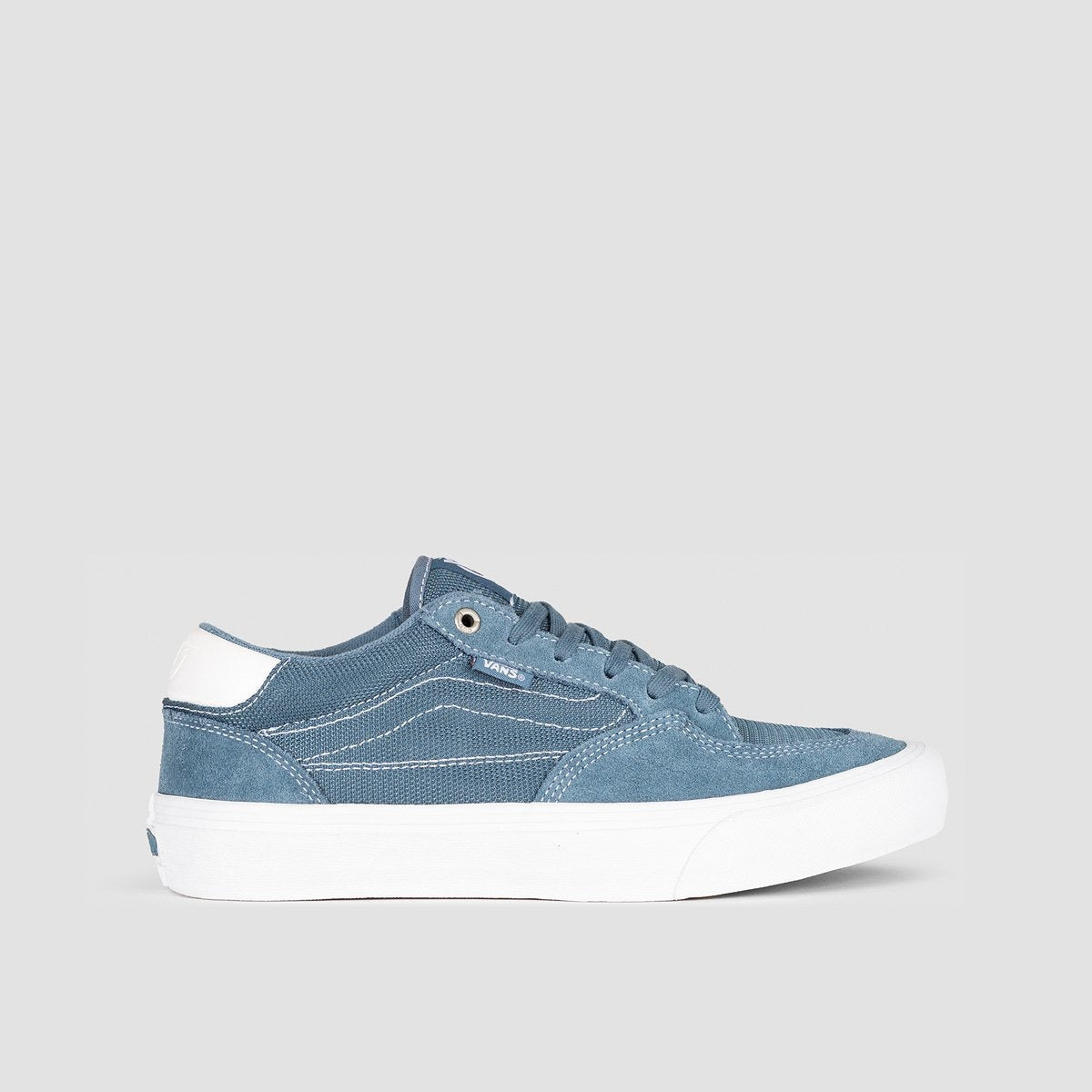 Vans Rowan Pro Mirage Blue/White - Footwear