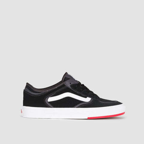 Vans Rowley Classic 66/99/19 Black/Red - Unisex L