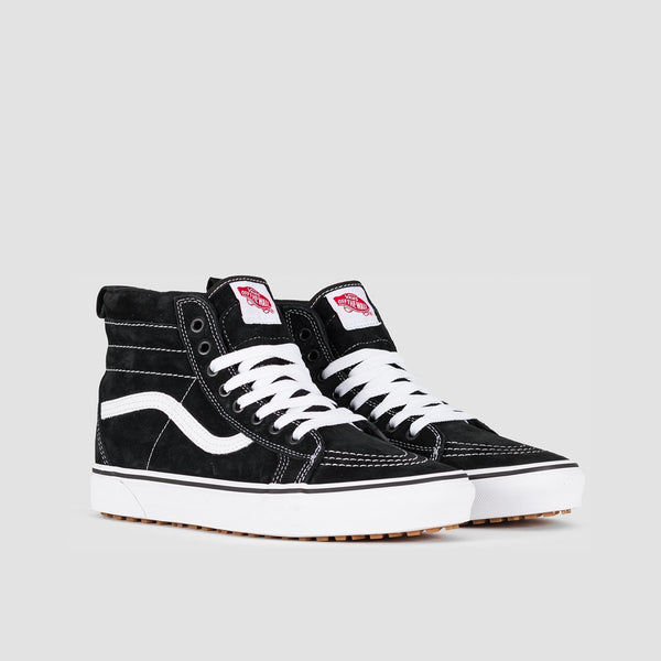 Vans Sk8-Hi Mte Black/True White - Unisex L - Footwear
