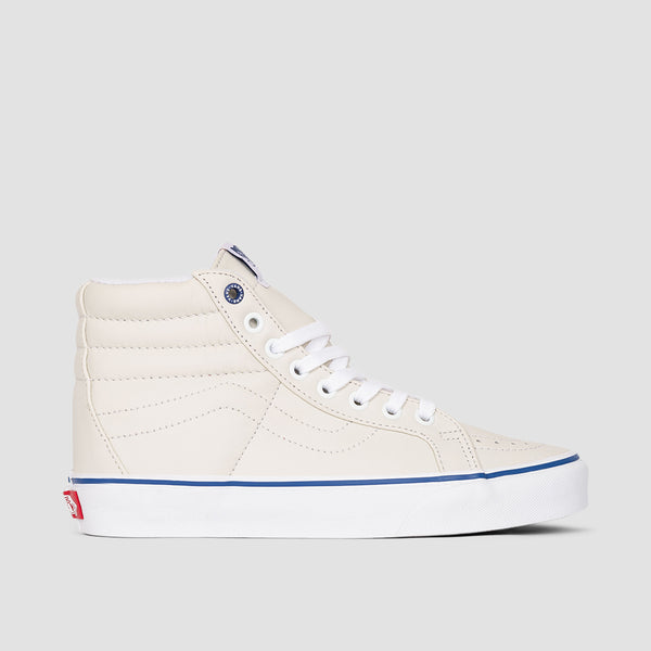 Vans SK8-Hi Reissue Butter Leather True White/Limoges - Unisex S