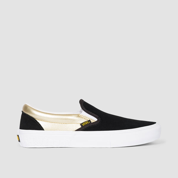Vans Slip-On Pro Shake Junt Black/Gold