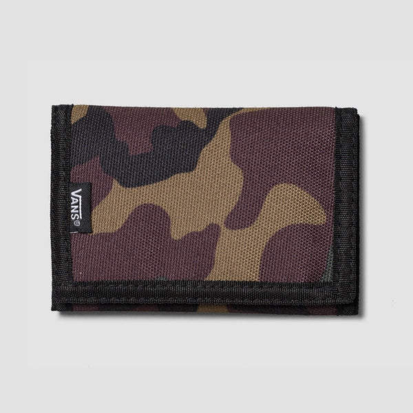 Vans Slipped Wallet Classic Camo - Accessories