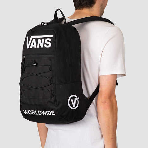 Vans Snag 24.5L Backpack Black Distortion - Accessories