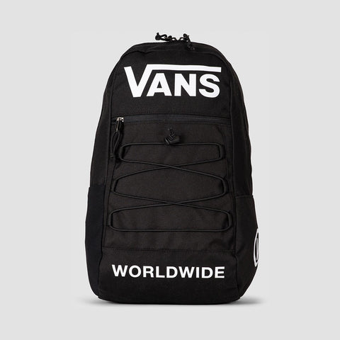 Vans Snag 24.5L Backpack Black Distortion