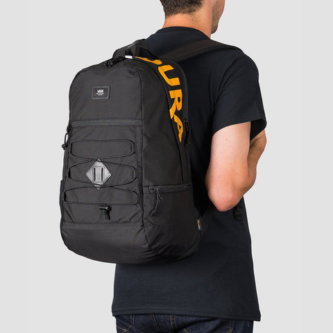 Vans Snag Plus 25.5L Backpack Black Cordura - Accessories