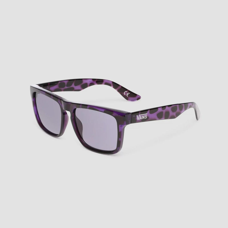 Vans Squared Off Sunglasses Heliotrope Tortoise - Accessories