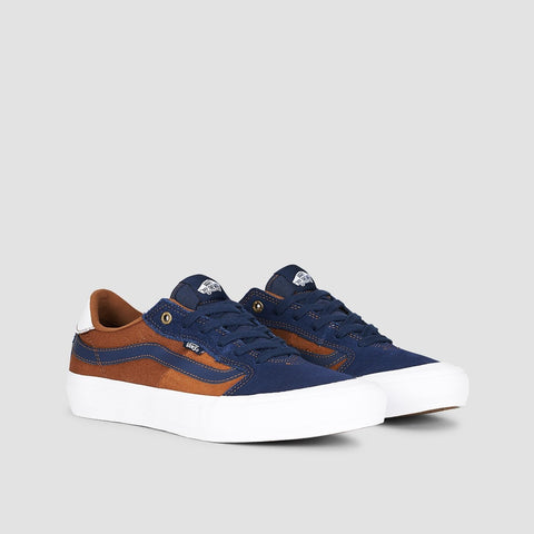 Vans Style 112 Pro Dress Blues/Dachshund - Footwear