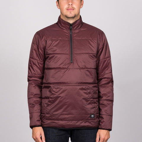 Vans TillmanMte Reversable Anorak Black - Clothing